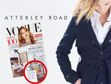 Atterley Road No.5 in Vogue