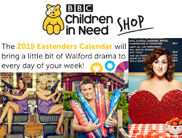 BBC Children in Need sees significant sales increase