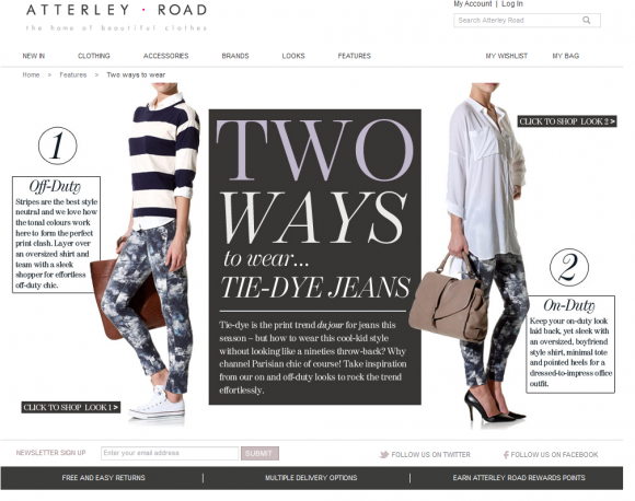 Atterley Road Launches Online Fashion Brand Designed Developed By Screen Pages Screen Pages