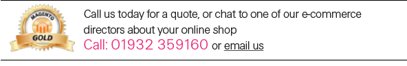 Call us to talk to an e-commerce director or for a quote