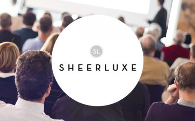 Sheerluxe 2015 e-commerce conference: we'll be there