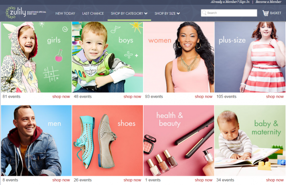 E-commerce strategy: a review of Zulily