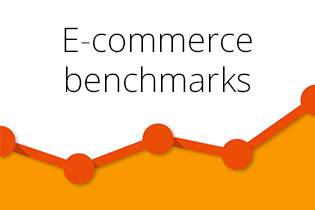 E-commerce benchmarks May-August 2015 [statistics]
