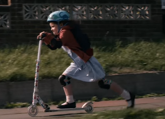 Micro Scooters featured in John Lewis Christmas Ad