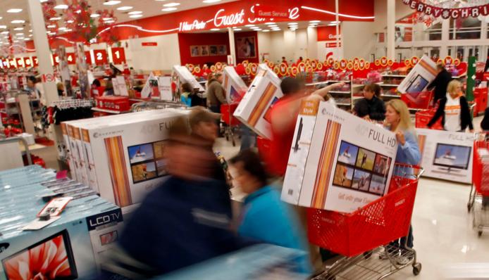 E-commerce stats: Black Friday & Cyber Monday 2015