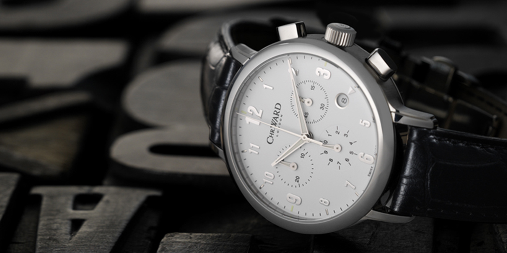 Christopher Ward launches re-branded & upgraded website