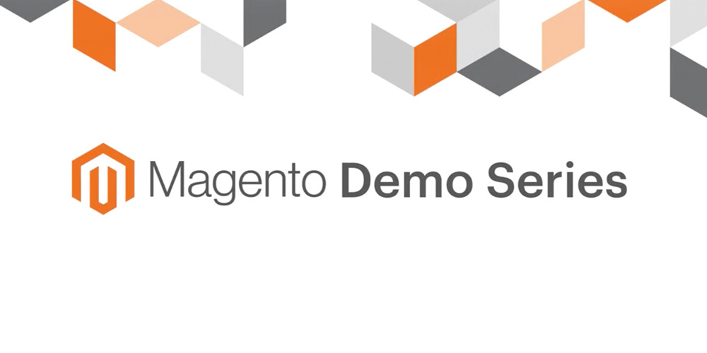 Magento e-commerce videos and demonstrations