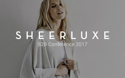 Screen Pages to open the annual Sheerluxe B2B conference
