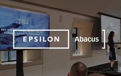 Sarah Willcocks presents at Epsilon Abacus Insights