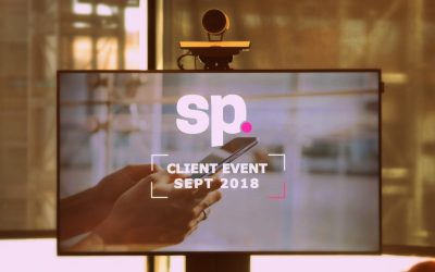 Screen Pages Client Event overview – September 2018