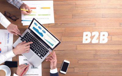 B2B eCommerce benchmarks 2018