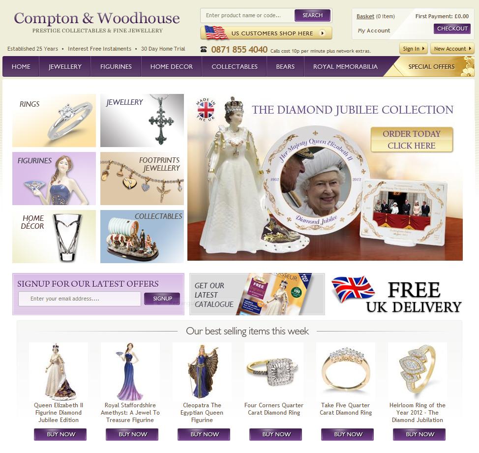 Compton & Woodhouse