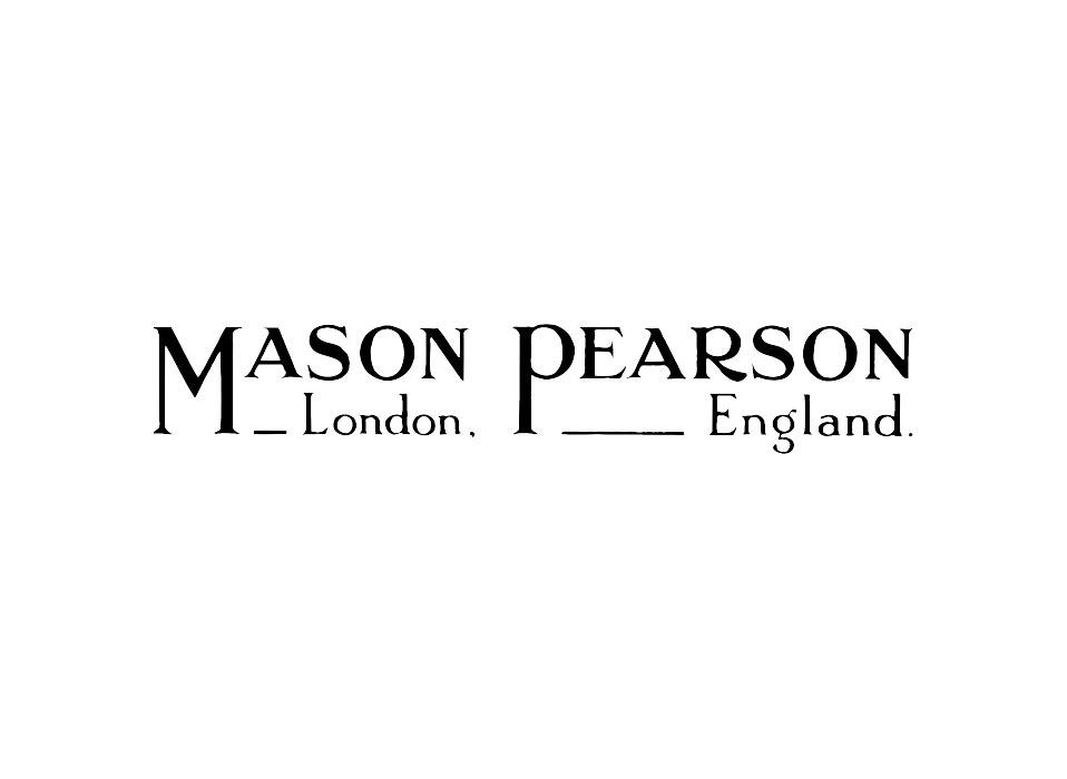 Mason Pearson London
